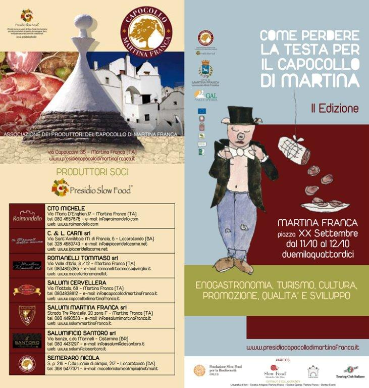 Slow Food Alberobello e Valle D'Itria