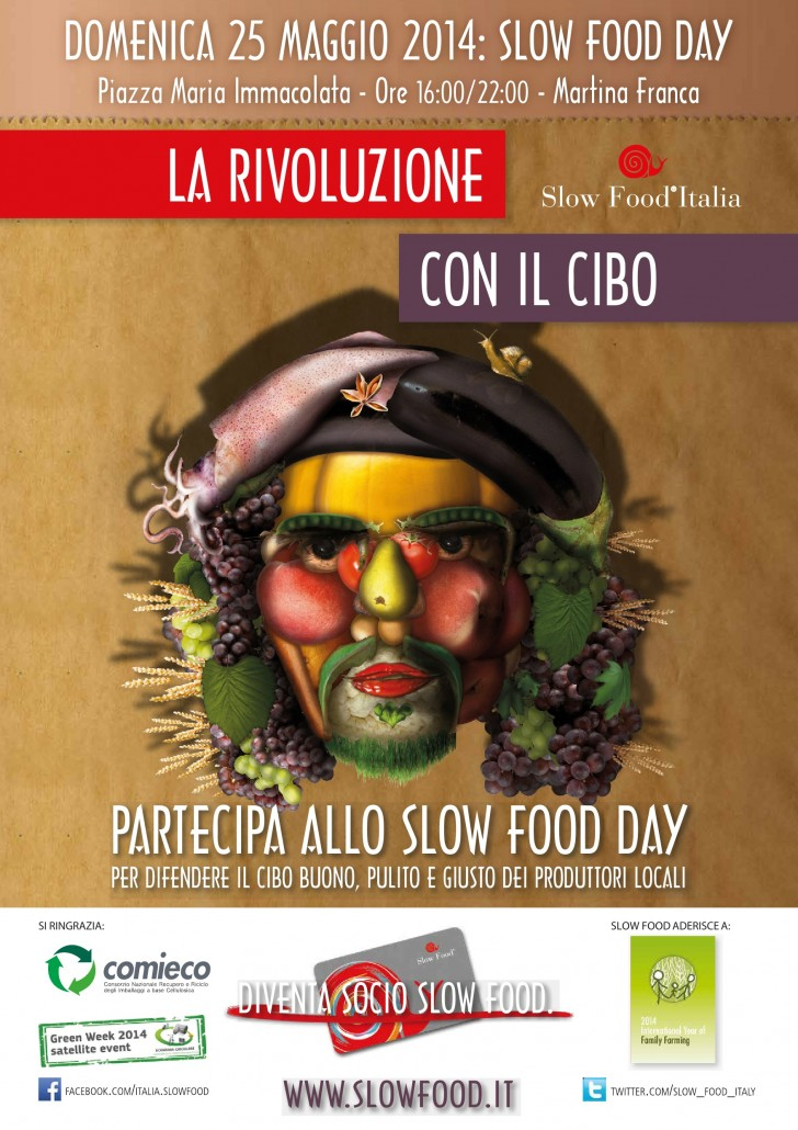 Slow Food Day Alberobello e Valle d'Itria