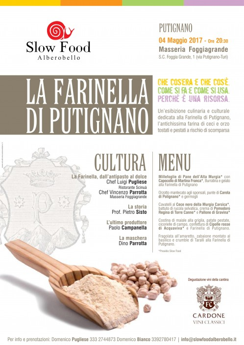 Evento Farinella