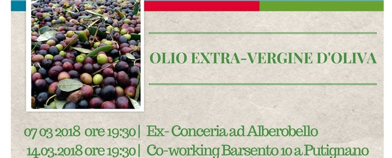 Master Olio Extravergine d'Oliva
