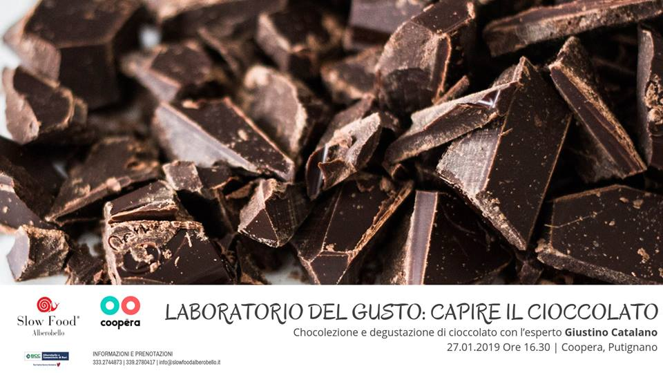 Capire il cioccolato