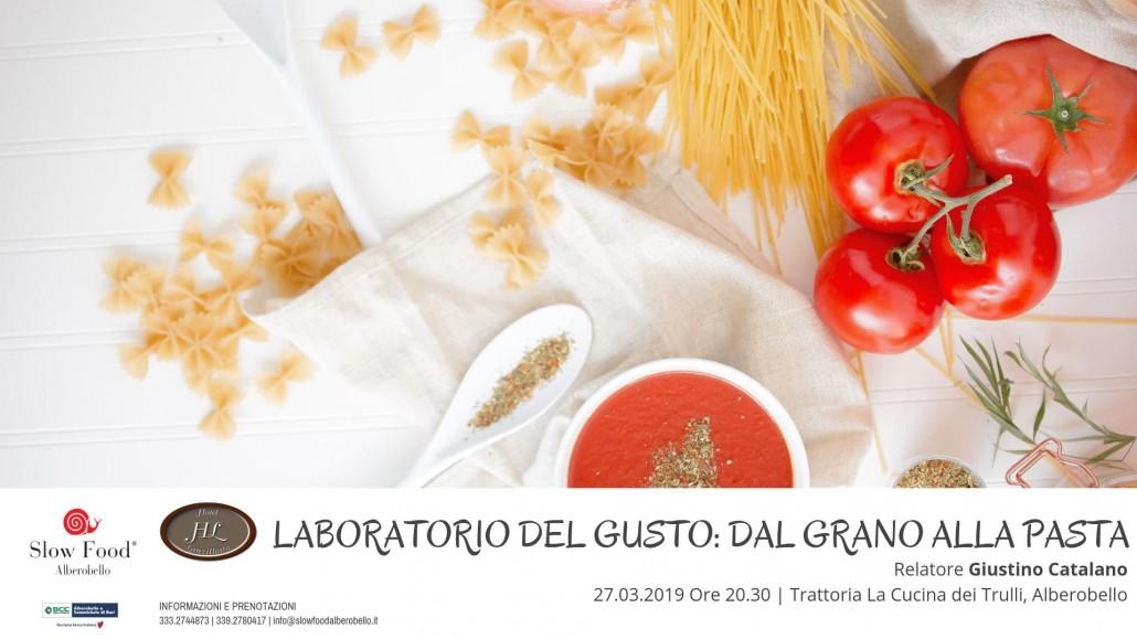 Laboratorio pasta